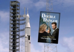 Double Danger, Trilby Plants, Michigan, Romantic Suspense, Witness Protection